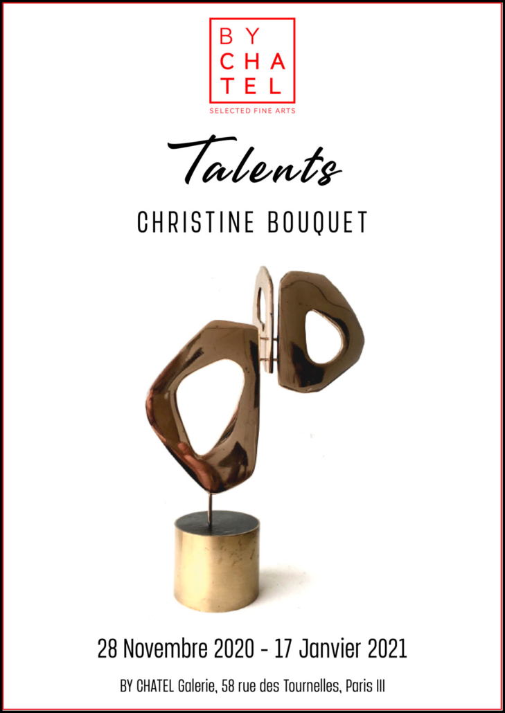 TALENTS - CHRISTINE-BOUQUET